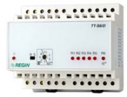 Шаговый регулятор температуры Regin ТТ-S4/D