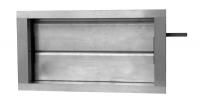 Клапан Zilon ZSSK 1000х500