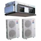 Канальный кондиционер Mitsubishi Electric PEA-RP400GAQ/2xPUHZ-ZRP200YKA