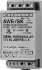 Устройство тепловой защиты электродвигателя Systemair AWE-SK